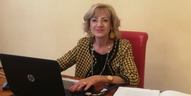 Maria Teresa Cucinotta, foto dal Ministero dell'Interno