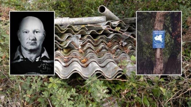 L'eternit buttato nei boschi vibonesi su disposizione del clan Anello
