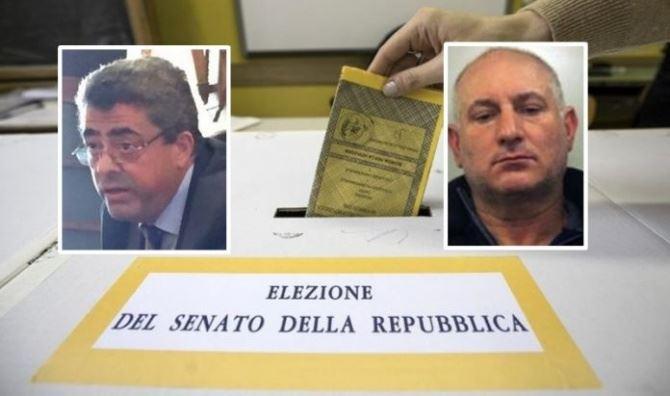Francescantonio Tedesco e Rocco Anello