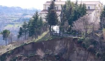 Il colle della Madonna del Castello