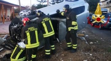 L'incidente a Isola Capo Rizzuto