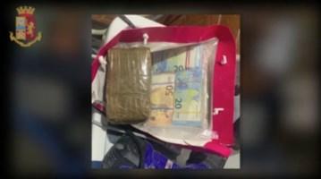 Inchiesta Koleos, droga e soldi sequestrati