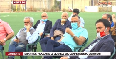 Emergenza rifiuti nella Sibaritide: fioccano le querele, i sindaci ora sono in guerra