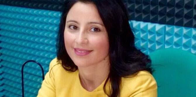 Angela Marcianò, foto da fb