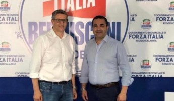 Forza Italia, Raffaele Sainato e Francesco Cannizzaro