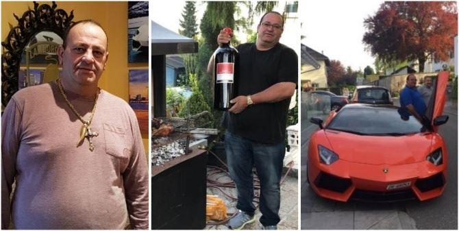 Carmelo Masdea, l'uomo di Rocco Anello in Svizzera