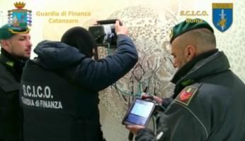 Traffico di droga, maxi operazione della Guardia di finanza tra Lamezia e Vibo: 75 arresti