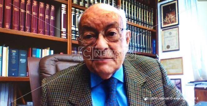 L'avvocato Armando Veneto