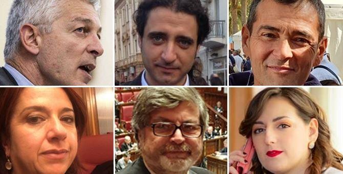 Morra, Parentela, Sapia, Granato, D'Ippolito, Nesci