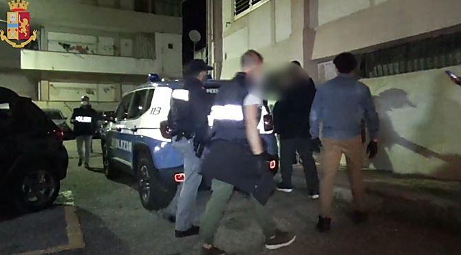 Arresti a Reggio Calabria