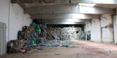 Sequestro in una ex fabbrica di Porto Salvo
