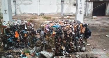 La discarica di Portosalvo