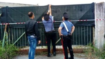Il sequestro della struttura a Porto Salvo