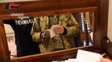 Usura ed estorsione a due commercianti di Guardavalle, arrestati coniugi