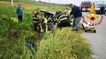 Incidente in provincia di Crotone