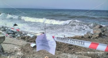 Nel Vibonese sequestrato un tratto del lungomare devastato da lavori abusivi