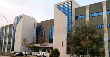 Il nuovo tribunale di Vibo Valentia