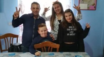 Per papà Giacomo la solidarietà non si ferma: nuovi aiuti da Briatico e tutta Italia