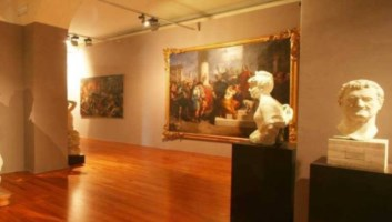 Museo di Catanzaro (foto dalla pagina fb del Marca)