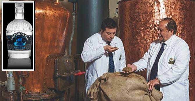 Il nuovo distillato Emporia gin