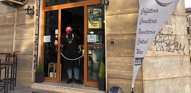 Bar in servizio in Calabria