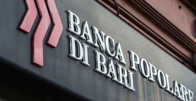 La Banca popolare di Bari