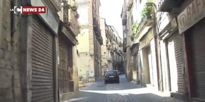 Il centro storico di Cosenza