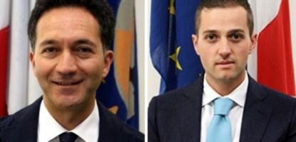 Francesco Pitaro e Luigi Tassone