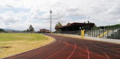 Castrovillari, riaprono la pista di atletica leggera e la pedo-ciclabile