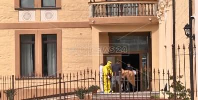 Coronavirus a Chiaravalle, sette anziani della casa di riposo in ospedale