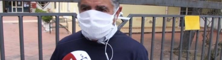 Torano, il sindaco Lucio Franco Raimondo