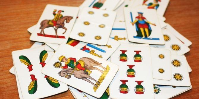 Carte da gioco (foto visit naples)
