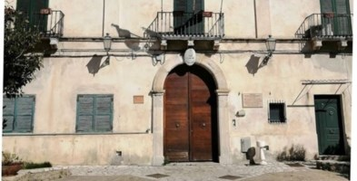 Il palazzo comunale di Cariati