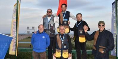 Tiro al volo, Capogreco e Tenuta dominano il campionato invernale