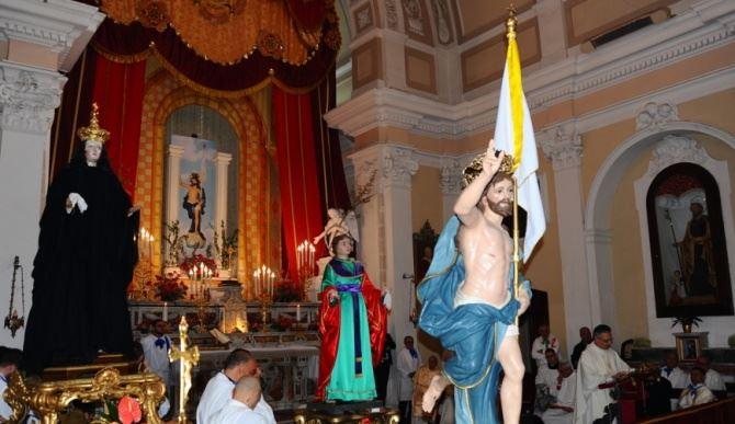 I riti della Settimana santa a Vibo (foto arciconfraternita del Rosario)