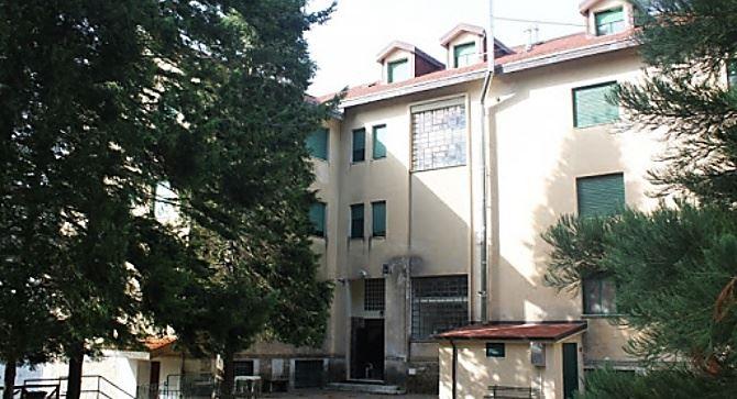 La residenza messa a disposizione della diocesi reggina