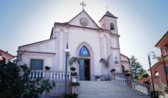 La chiesa di Favelloni, Vibo Valentia