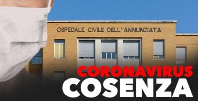 Coronavirus a Cosenza: casi positivi, decessi e guarigioni. Gli aggiornamenti
