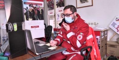 Coronavirus, la Croce Rossa: «Ancora gente in giro, bisogna fare di più»