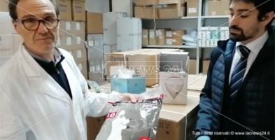 Acquistati dispositivi di protezione per l'ospedale Pugliese grazie alla generosità dei cittadini
