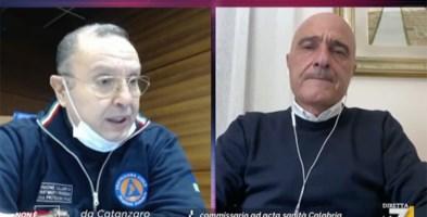 Coronavirus, scontro tra Cotticelli e Azzarà (Uil) sulla gestione dell'emergenza