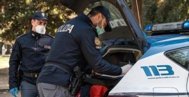 Coronavirus a Reggio Calabria, positivi e in giro per la città: tre denunce