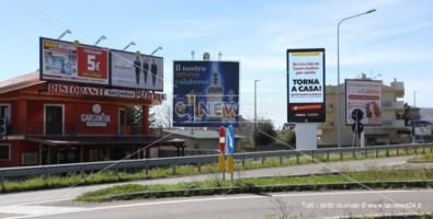 #attentaCalabria, la campagna di LaC News24 arriva sull'outdoor