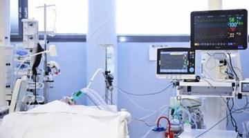 Postazione di terapia intensiva