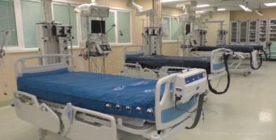 Quasi pronto l'ospedale Covid-19 di Catanzaro. Anche la Cina dà una mano
