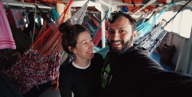 Diana Scalfati e Giulio Vita