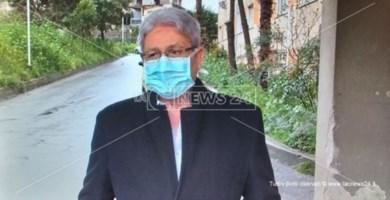Polistena, così l'ospedale fuori dalla rete covid previene il panico: video