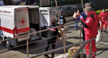 Rende, i carabinieri donano alimenti per bambini