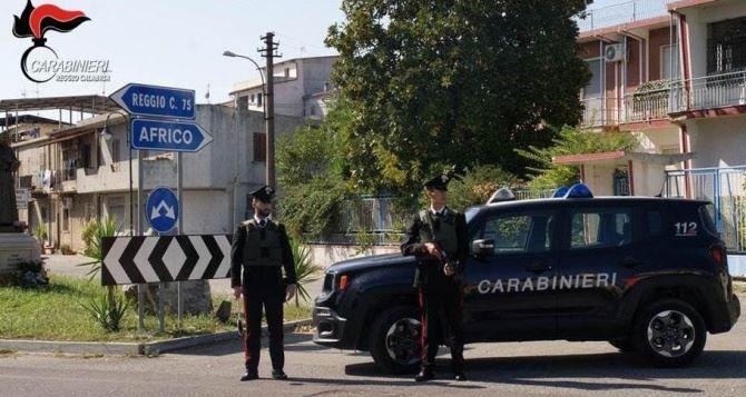 Controlli dei carabinieri nel Reggino