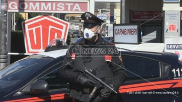 Coronavirus, stretta sui controlli dei carabinieri lungo le strade del Cosentino